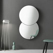Miroir mural / contemporain / rond