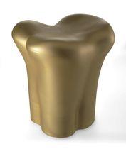 Tabouret design organique / en plastique / par Philippe Starck