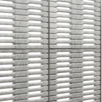 Panneau décoratif en métal / en marbre / pour agencement intérieur / pour cloison