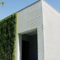 Panneau décoratif en pierre naturelle / en marbre / pour agencement intérieur / pour aménagement extérieur