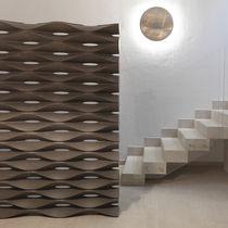 Paravent design original / en marbre / en pierre naturelle / pour open-space