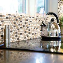 Carrelage de salle de bain / de cuisine / mural / en pierre naturelle