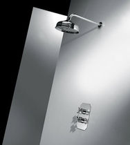 Pommeau de douche mural / rond