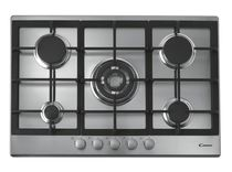 Table de cuisson à gaz / avec gril / en fonte