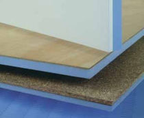 Panneau en bois pour agencement intérieur / aggloméré