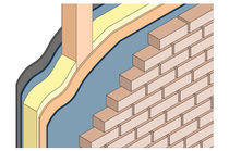 Membrane d'étanchéité en rouleau / murale / en papier