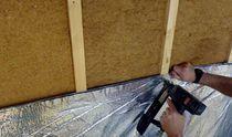 Isolant thermique / en synthétique / pour plafond / pour mur