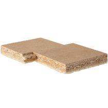 Panneau acoustique de sol / pour plafond / aggloméré / autoportant