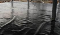 Membrane d'étanchéité en polyéthylène haute densité (PEHD) / pour toiture-terrasse / liquide / de protection