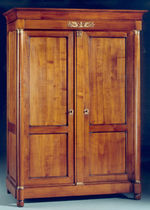 armoire de chambre de style Empire 115 Meubles Flaux