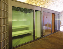 bain de vapeur ACRYLIC LINE: MOLI DEL MIG HOTEL Saunas Inbeca, S.L.