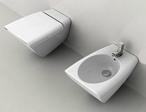 bidet suspendu SHIFT  PLAVISDESIGN