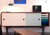 buffet design scandinave par Finn Juhl  Triode Design