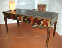 bureau de style Louis XVI Jacob reproduction Craman Lagarde