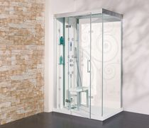 cabine de hammam en kit KINEFORM CRYSTAL Kinedo/watermatic
