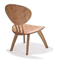 chaise contemporaine en bois JORDAN Peter Hook