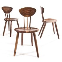 chaise contemporaine en bois ROUND Peter Hook