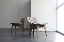 chaise contemporaine en bois ELEPHANT by Juan Pablo Quintero  Arre Agency