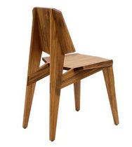 chaise contemporaine en bois certifié (Eco-label FSC) SHANGHAI INCH FURNITURE