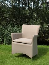chaise de jardin contemporaine (100% recyclable) ZARA BSM