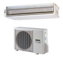 climatiseur gainable (split system, inverter) EXCI AERMEC