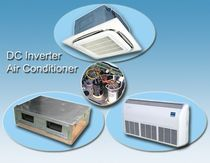 climatiseur gainable (split system, réversible) DC INVERTER TYPE OR CONSTANT SPEED TYPE Palm Air Conditioning & Equipment Co.,Ltd