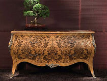commode de style baroque DG 6104 OAK DESIGN