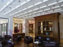 dalle acoustique de faux-plafond en plâtre FALSE CEILINGS Plasterego