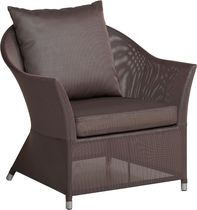 fauteuil de jardin contemporain (100% recyclable) 609/1BM KOK MAISON