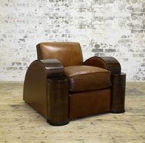 fauteuil design Art déco ART D'ARMCHAIR Lodge Collection