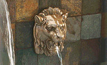 fontaine de piscine WALLSPRING&reg; PENTAIR