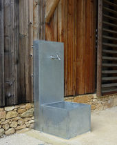 fontaine pour espaces publics  OSMOSE SARL