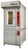 four à gaz à convection professionnel pour boulangeries FV8C - ELECTRICITY/GAS caplain machines