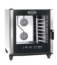 four &agrave; gaz mixte professionnel  CHEFTOP&amp;trade; : XVC515EG UNOX S.p.A.