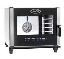 four &agrave; gaz mixte professionnel  CHEFTOP&amp;trade; : XVC315EG UNOX S.p.A.