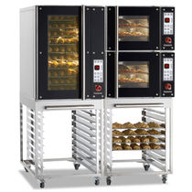 four &eacute;lectrique &agrave; convection professionnel pour boulangerie KRYSTAL Bongard