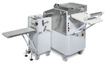 laminoir de pâte de croissants professionnel CROY 3000 Apex Bakery Equipment