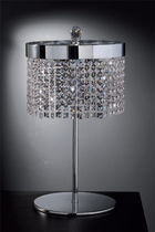lampe de table design (cristal) DANUBIO by Dario Delpin Idealsedia