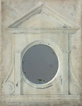 miroir mural classique OEIL DE BOEUF PROVENCE &amp; FILS