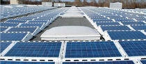 module photovolta&iuml;que pour toits terrasse AZUR AZUR Solar Systems Ltd