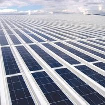 panneau solaire photovolta&iuml;que polycristallin pour syst&egrave;me int&eacute;gr&eacute; ARSOLAR Arcelor