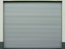 porte de garage enroulable en aluminium CARROL SOPROFEN