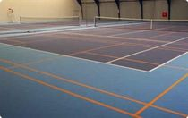 sol sportif synthétique d'intérieur PLAYRITE INDOOR SPORTS FLOOR Playrite