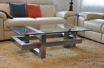 table basse contemporaine en métal IOS GONZALO DE SALAS