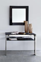 table console contemporaine en verre BARON by S.T.C. Calligaris Italian home design since 1923