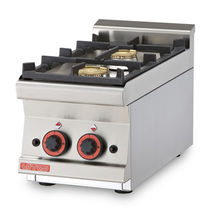 table de cuisson à gaz professionnelle PCT-63G lotus