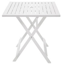table de jardin classique pliante SUMMER DAYS KARE Design