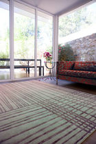 tapis contemporain à rayures (fait main) MYM Now Carpets
