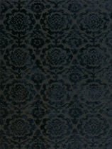 tapis contemporain à motifs en soie GRACE Secret Duluxe