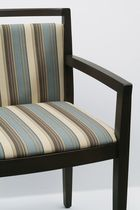 tissu d'ameublement en coton EMPIRE STRIPE by Dorothy Cosonas Knoll Textiles